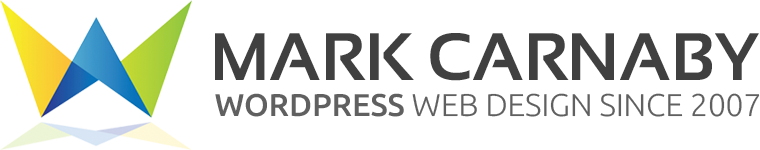 Mark Carnaby Website Logo